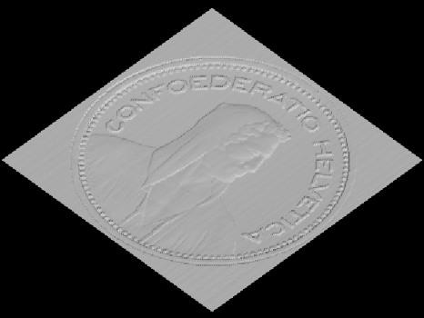 5 swiss francs
