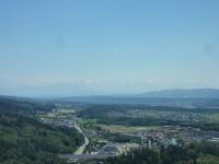view from baldegger tower