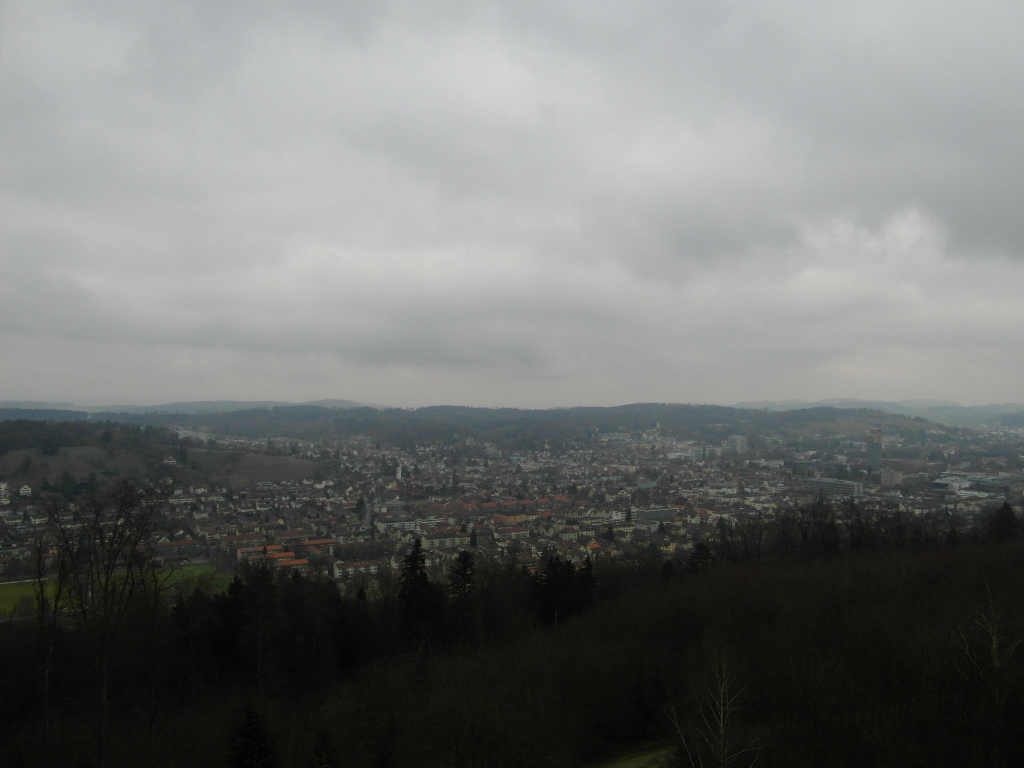 view from bruelberg