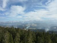view from chuderhuesi tower