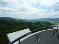 view from esterli tower