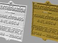 furrer&frey brass plate