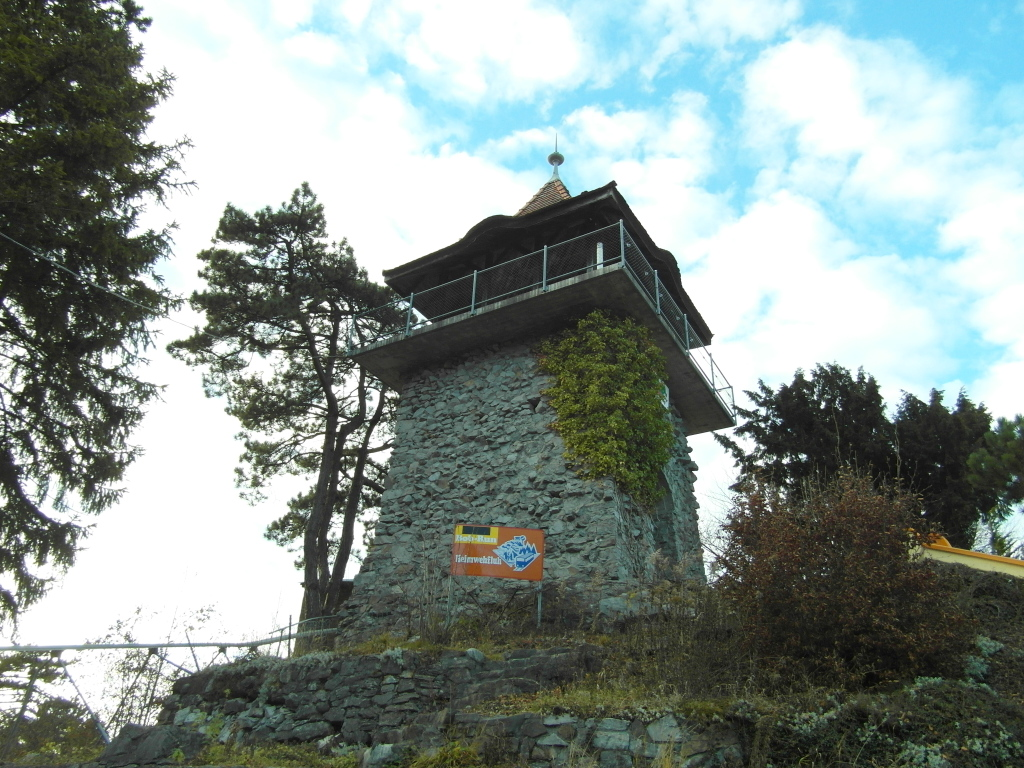 heimwehfluh tower