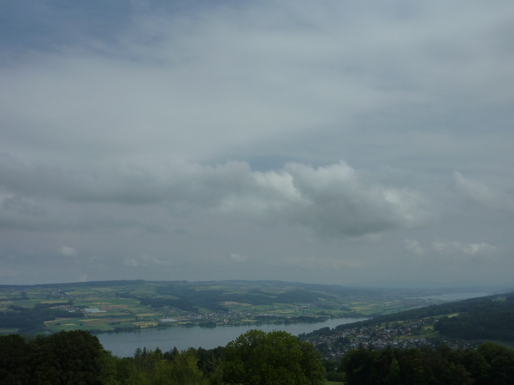view from homberg tower