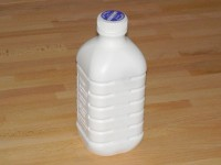 milk bottle original