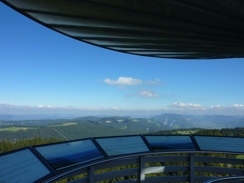 view from tour de moron