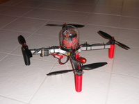 multiwii quadcopter #1