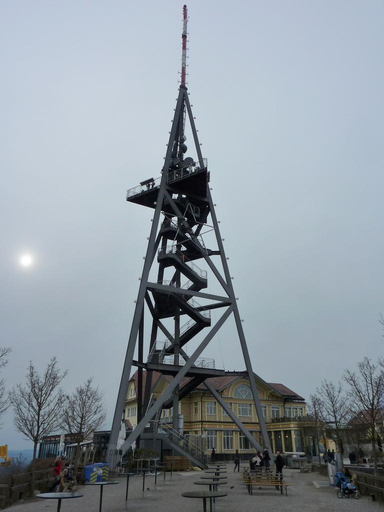 uetliberg tower