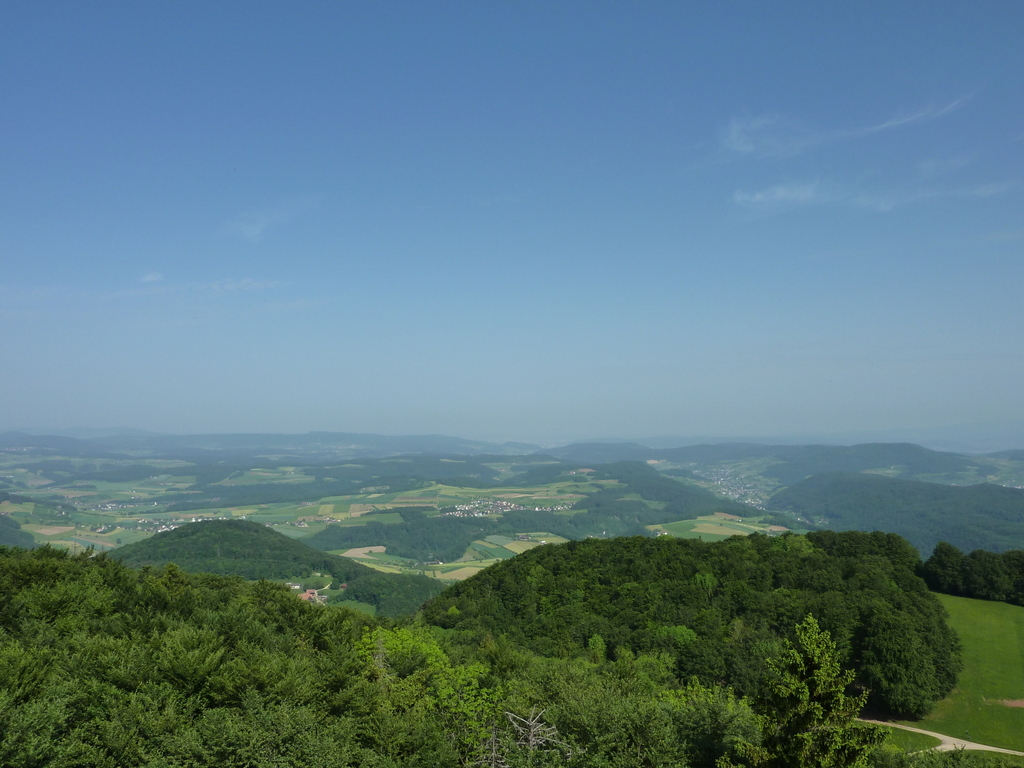 view from wiesenberg