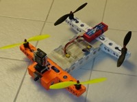 quadcopter #7, evolution 2, ready to fly