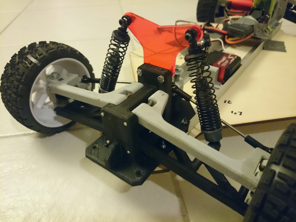 rc car chassis 1:6
