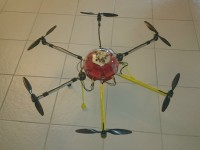 hexacopter foldable