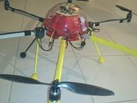 hexacopter foldable