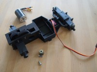 step 12, mount motor