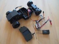 step 15, install electronics