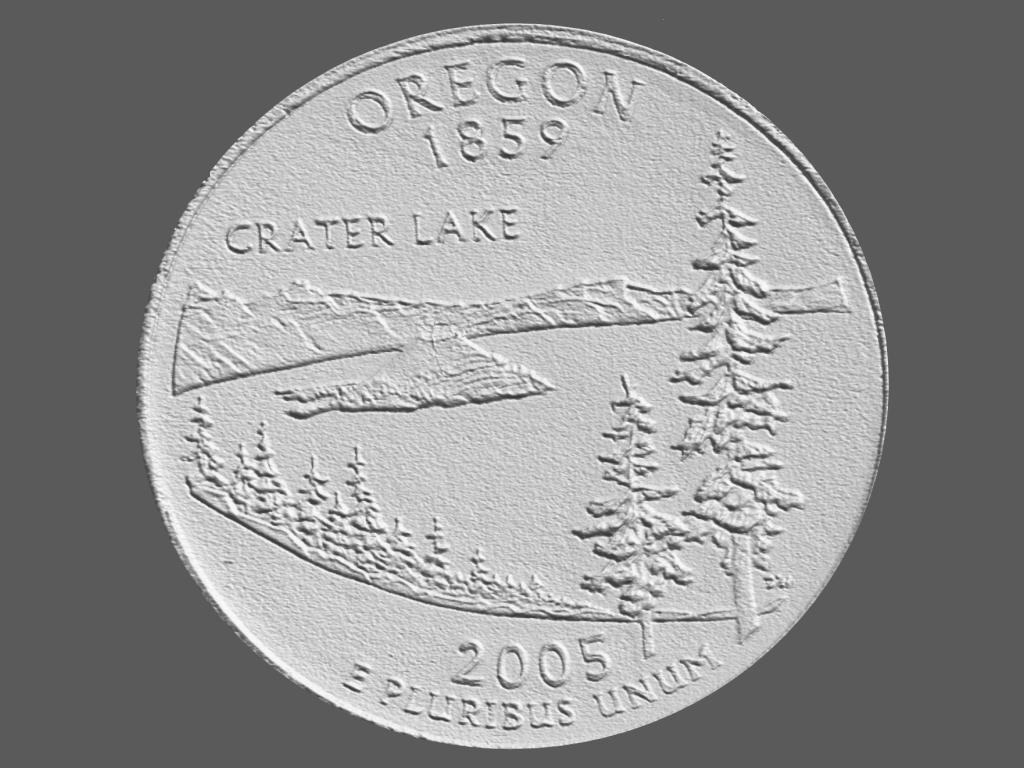 oregon quarter