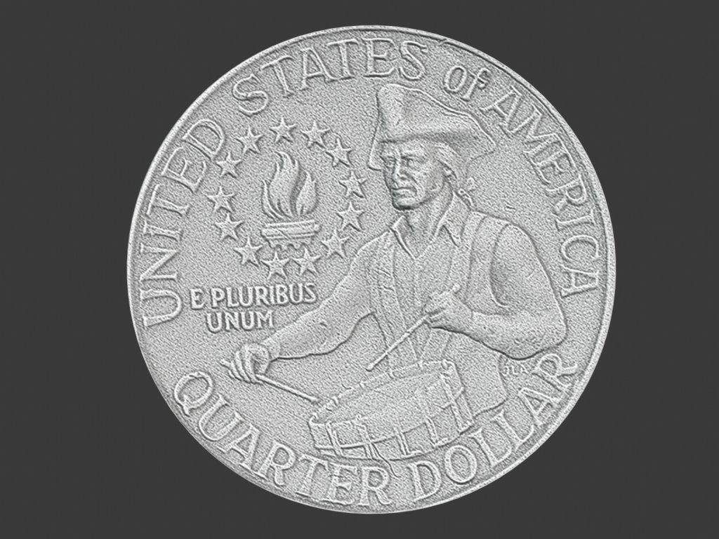 us bicentennial quarter