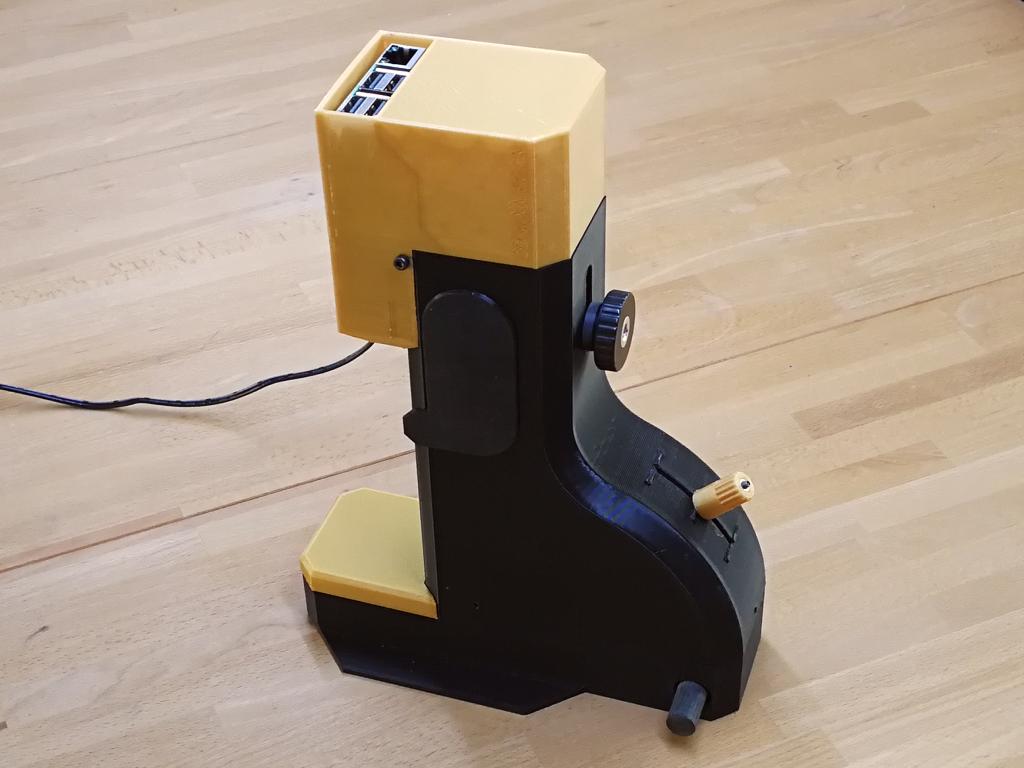 3d coin scanner