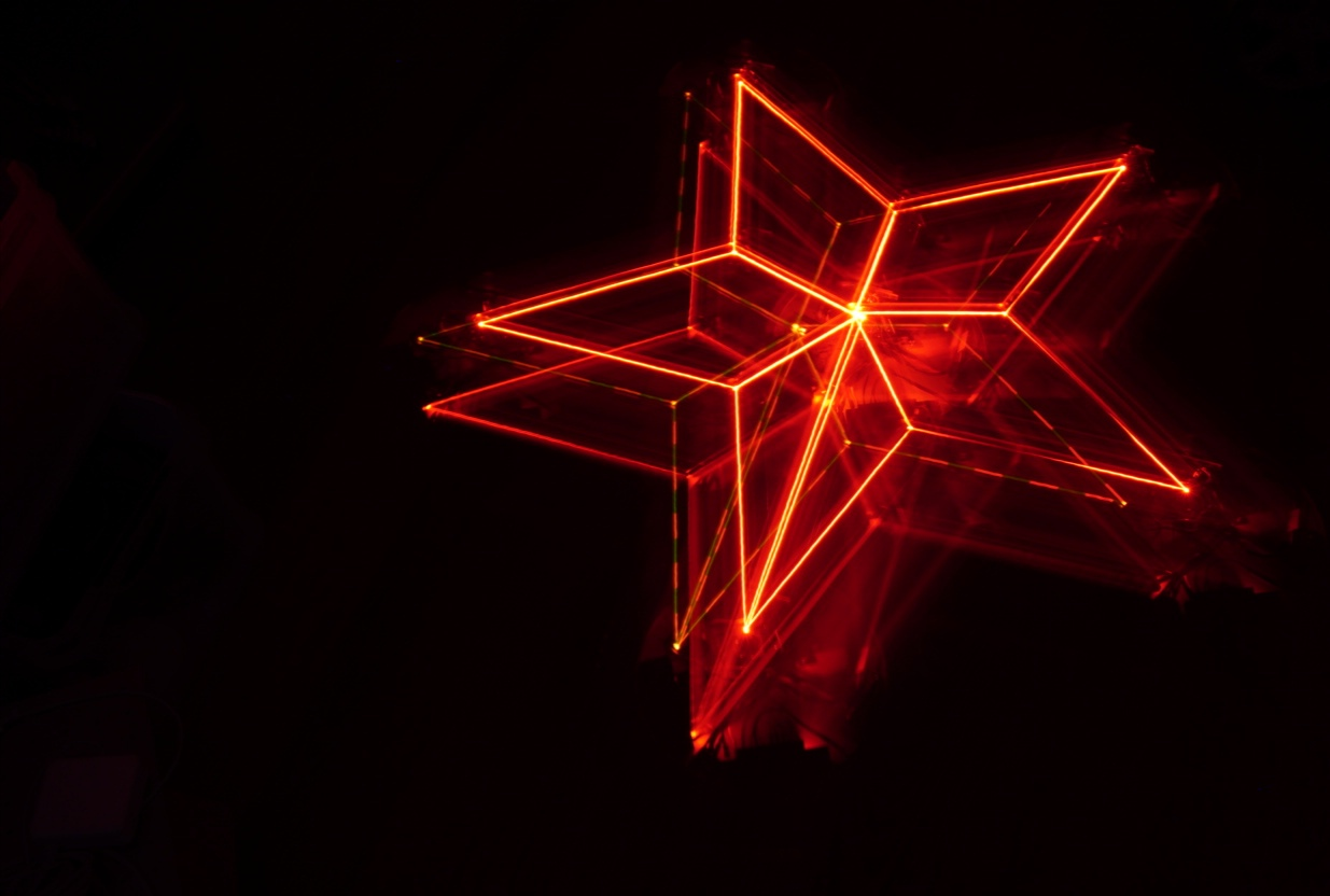 star light painting