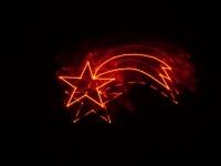 comet light painting
