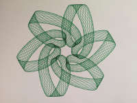cycloid drawing